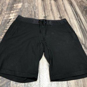 Lululemon athletica black athletic shorts